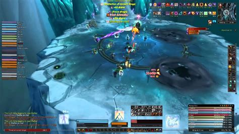 Flare of the Heavens - The Lich King 25 Heroic - Tauri WoW