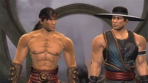 Image - Kung Lao and Liu Kang in the Evil Tower