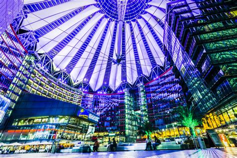 Sony Center | Berlin, Germany Attractions - Lonely Planet
