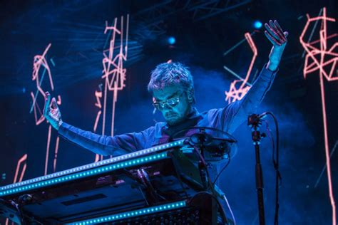 Witness Jean-Michel Jarre Bring His Compositions to Life