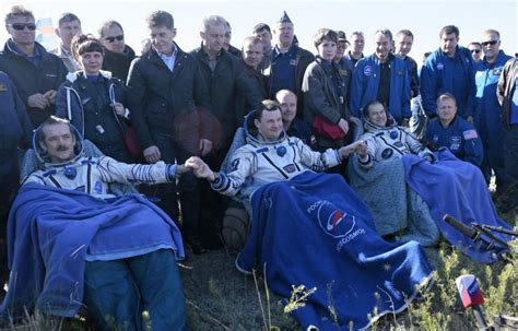 Chris Hadfield: Now that he's safely back on Earth, what