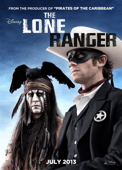 """""""The Lone Ranger"""" shows Hollywood's new paradigm, since"""