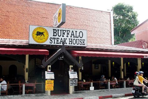 Buffalo Steak House @Kata Dino - Phuket Business Directory