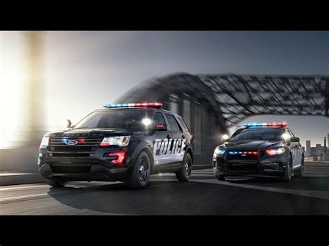 Top 5 Fastest Police Cars in America 2017 - YouTube