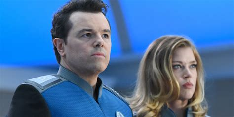 How Seth MacFarlane's The Orville Did In The Ratings