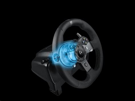 Logitech G920 Plug Driving Force Racing Wheel for Xbox One