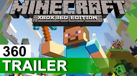 MINECRAFT (Xbox 360 Edition) - Official Multiplayer