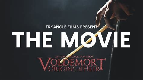 Voldemort: Origins of the Heir - An unofficial fanfilm (HD