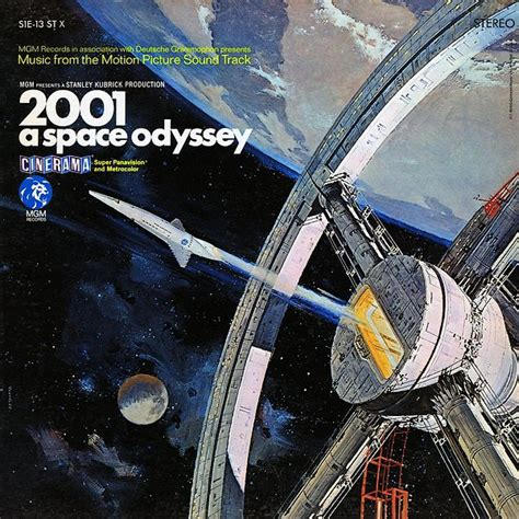 2001 - A Space Odyssey (Music From The Motion Picture