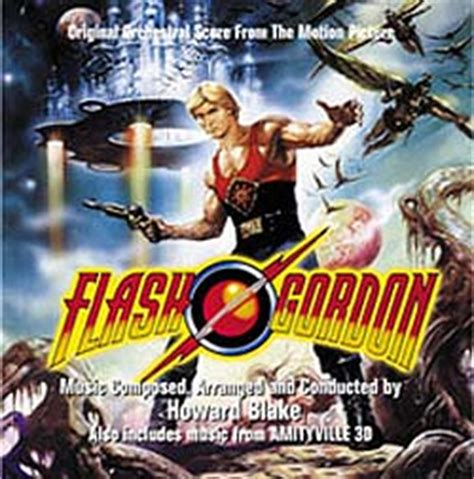 Flash Gordon- Soundtrack details - SoundtrackCollector