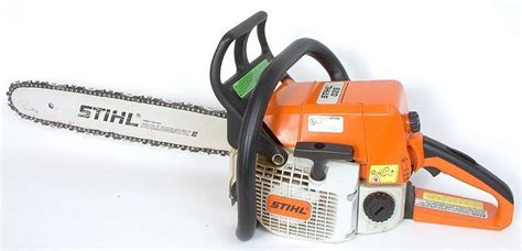 Stihl 025 Chainsaw Specifications - Chainsaw