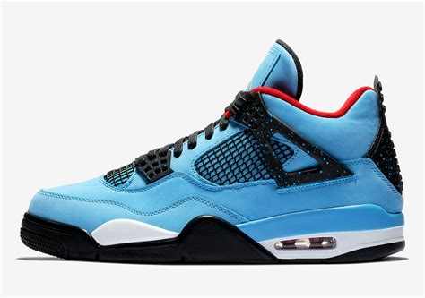 Travis Scott Jordan 4 Release Info | SneakerNews