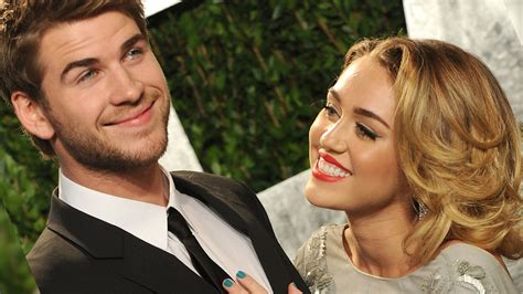 Miley Cyrus & Liam Hemsworth Are Engaged Again! - YouTube