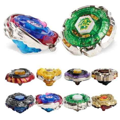 Beyblade Metal Masters Lot Fusion Fury String Bey Launcher