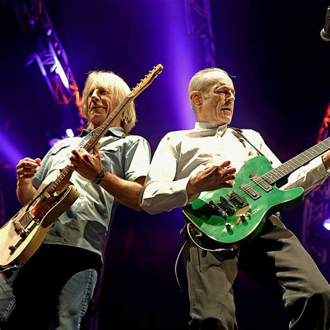 Status Quo have now been in the album charts for 500 weeks