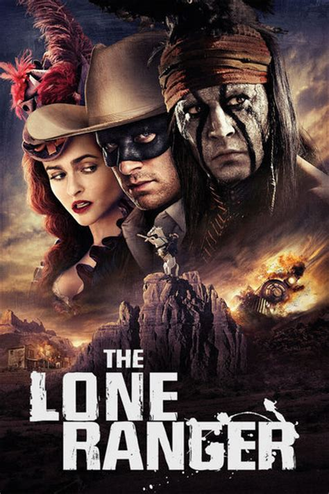 The Lone Ranger Movie Review & Film Summary (2013) | Roger