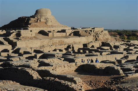 Ancient civilisation may have risen along Indus Valley