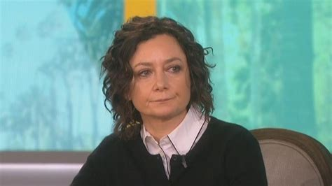 Sara Gilbert Speaks Out in First TV Appearance Since