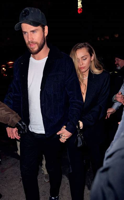Miley Cyrus Reveals X-Rated Fact About Liam Hemsworth's