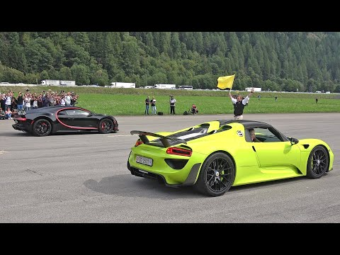 Porsche 918 Spyder Sold Out, But A Successor Is In The
