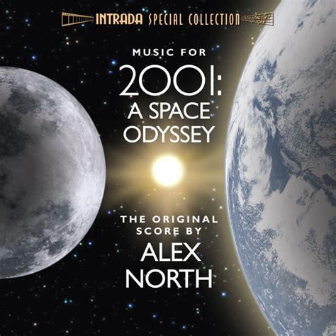MUSIC FOR 2001: A SPACE ODYSSEY - Alex North's Rejected