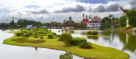 Taman Mini Indonesia Indah | The Miniature of Wonders