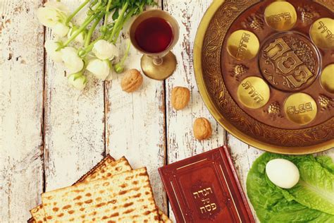 A First-Timer's Guide to the Passover Seder | Taste of Home