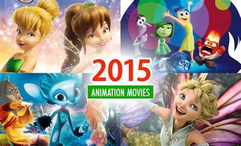 28 Animation Movies Being Released in 2015 - Animated