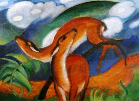The MeadowTree Journal: Franz Marc