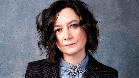'The Conners' Star Sara Gilbert Brings Vulnerability To