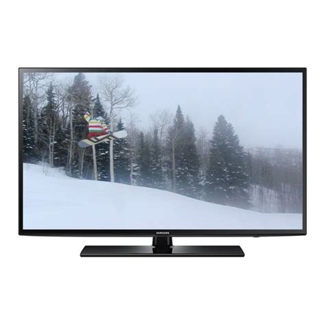 Reconditioned Samsung 55-inch 1080p Smart LED TV with WIFI