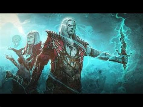 Diablo 3 - Nekromanta SPEED BUILD #1 - YouTube