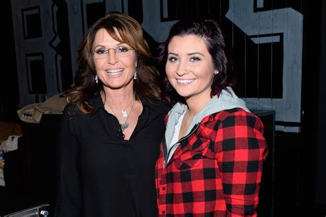 Sarah Palin's daughter Willow gets engaged after Track's
