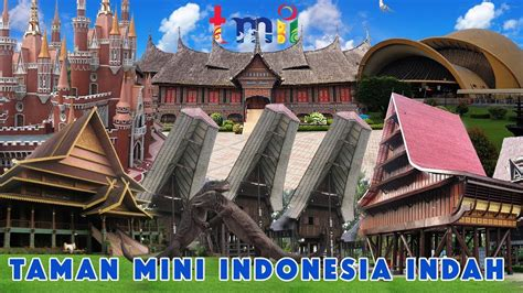 Taman Mini Indonesia Indah New 2019 - YouTube