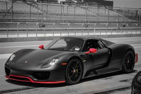 Porsche 918 Spyder Spotted At The Circuit Of The Americas