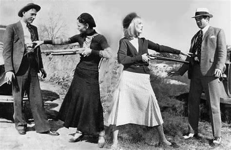MAY 23 = Bonnie & Clyde Are Killed | Today In History