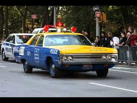 Old Police Cars - Old Cop Cars - YouTube