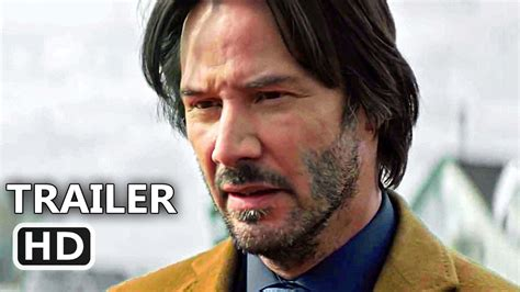 SIBERIA Official Trailer (2018) Keanu Reeves Action Movie