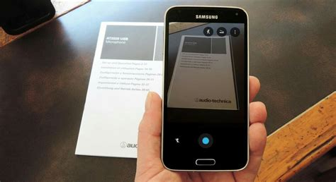How to Scan a Document With Your Android Phone - TechViola