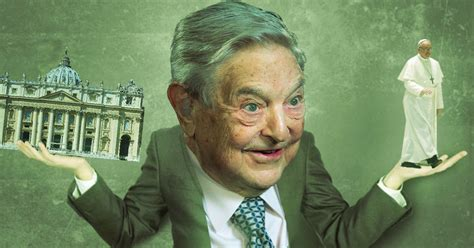 THE POPE'S BOSS?! Wikileaks reveals Pope and Soros Forged