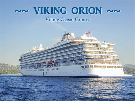 Viking Orion Ocean Cruise Ship Review with Pictures